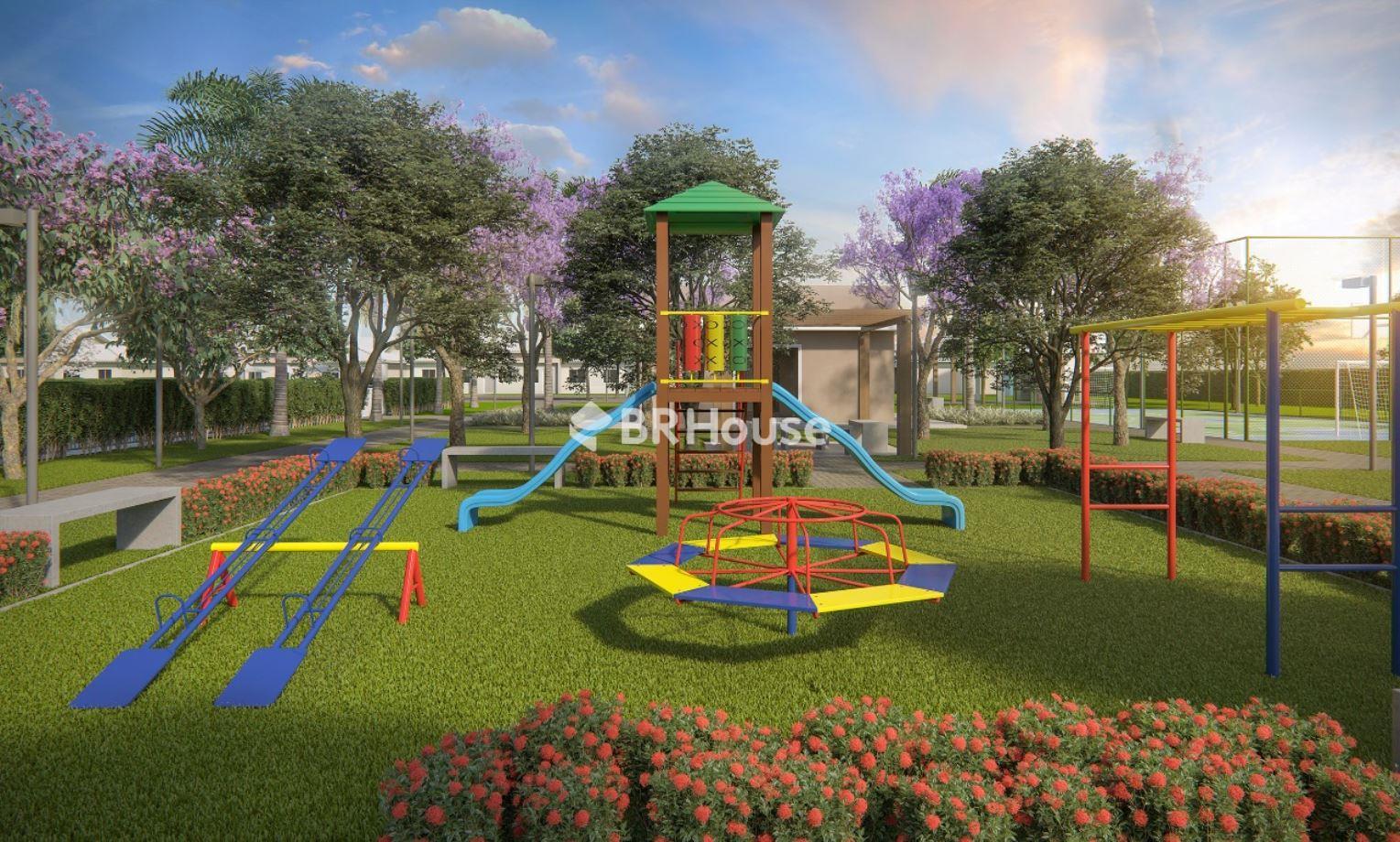 Perspectiva Ilustrada do Playground