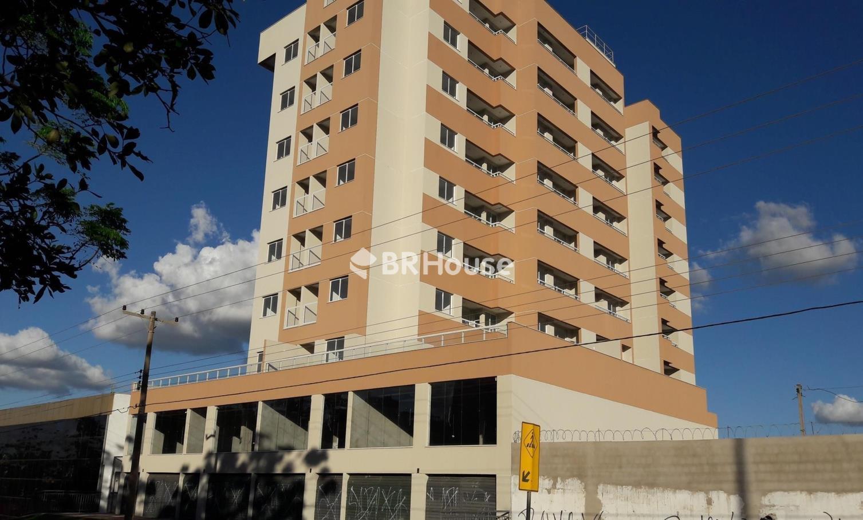 Residencial Sienna - Apartamentos 1 e 2 quartos 38m² e 158 m² à venda em Samambaia Sul - Fachada